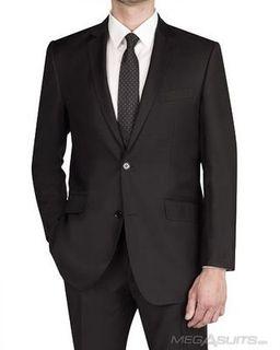Slim fit suits for men